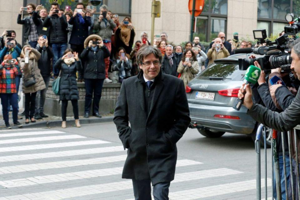 Carles Puigdemont a payé sa caution et quitté la prison de Neumünster