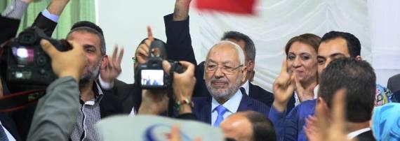 Tunisie – Rached Ghannouchi loue les frappes aériennes contre le sol syrien