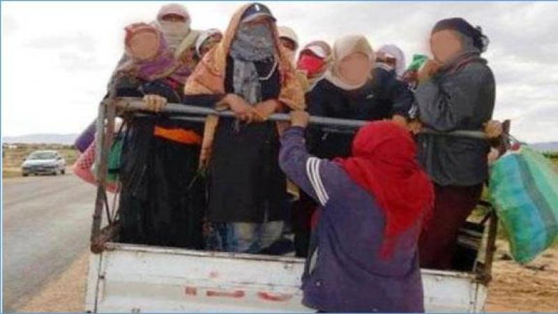 Tunisie: 05 blessés dans un nouvel accident impliquant des ouvrières agricoles