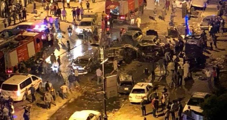 Libye: Sept mort et une vingtaine de blessés dans un attentat à la voiture piégée à Benghazi