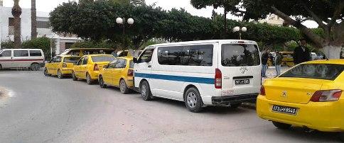 Tunisie – Majoration des tarifs des taxis et des louages de 13%
