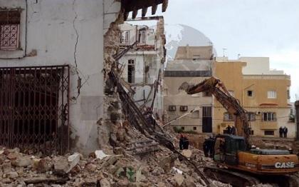 """Tunisie : L'association Edifices & Mémoires rejette le projet de loi """"immeubles menaçant ruine"""""""
