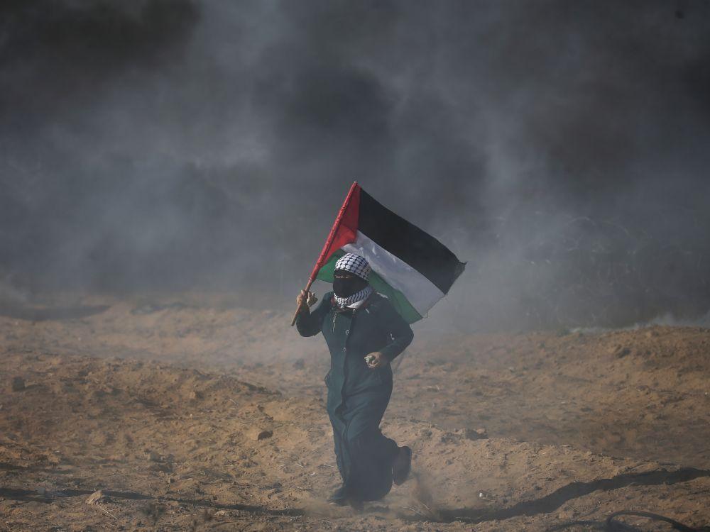 Frappes israéliennes les plus importantes depuis 2014 — Gaza