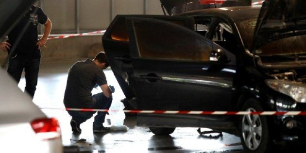 Une voiture transportant des explosifs retrouvée à Sarcelles en France