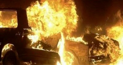 Tunisie – Tataouine: Décès d'un contrebandier dans l'incendie de son véhicule chargé de carburant de contrebande