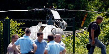 France: Evasion spectaculaire d'un gangster de l'enceinte de sa prison