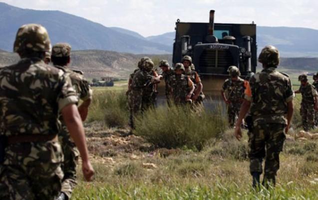 Tunisie: Accrochage armé entre unités de sécurité et un groupe terroriste à la frontière tuniso-algérienne