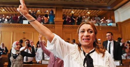 Tunisie – Quels sont les élus en dehors d'Ennahdha qui ont voté pour Souad Abderrahim?