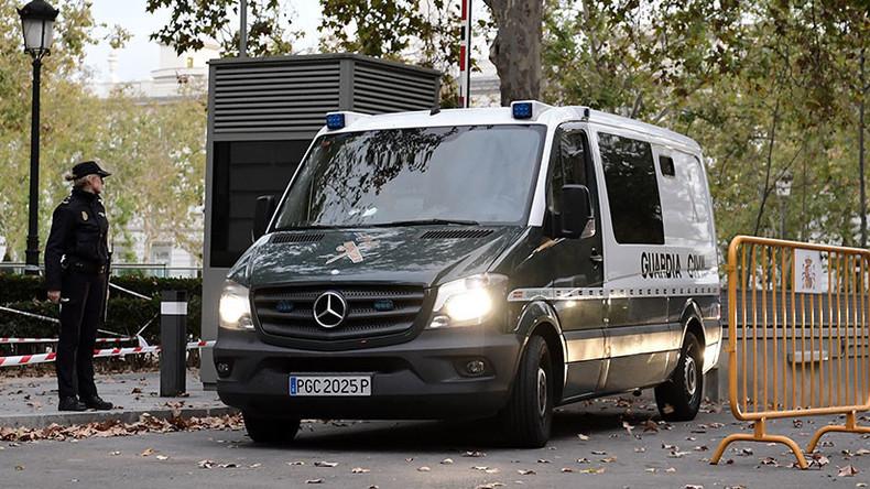 Espagne: Un voiture renverse plusieurs personnes