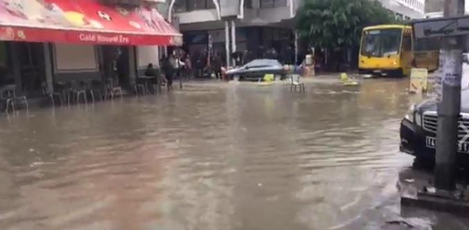 Tunisie:  42 personnes évacuées de leurs maisons inondées à Bizerte