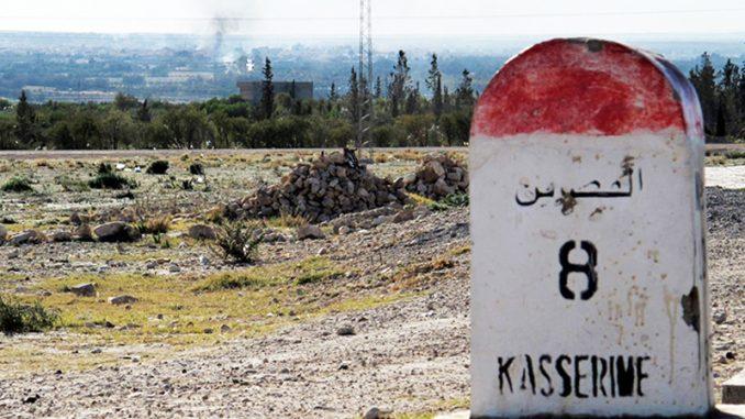 Tunisie: Deux terroristes pillent les provisions d'une famille à Kasserine