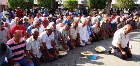 Tataouine : Prière de la pluie dans toutes les délégations