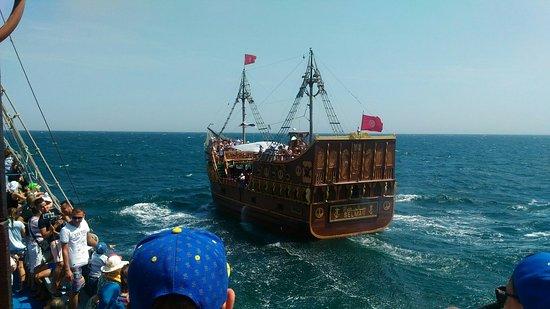 Tunisie: Naufrage d'un bateau touristique à Monastir avec à son bord 20 personnes