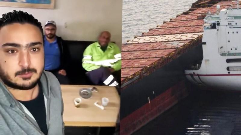 Tunisie: Arrestation des membres de l'équipage du navire Ulysse
