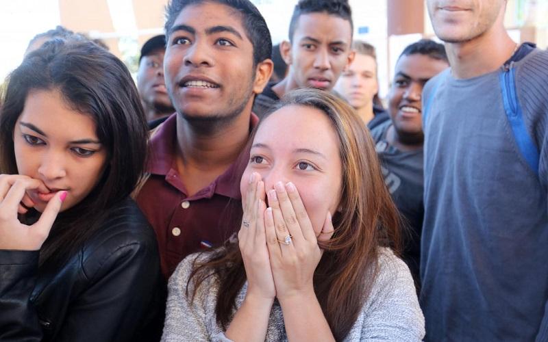 Tunisie Audio Apres S Etre Inscrite Pour Refaire L Annee Une
