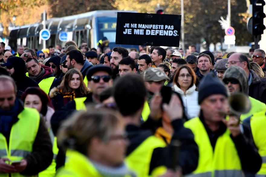 Dans 30 ans on parlera sûrement des gilets jaunes mais pas de Macron  Audo