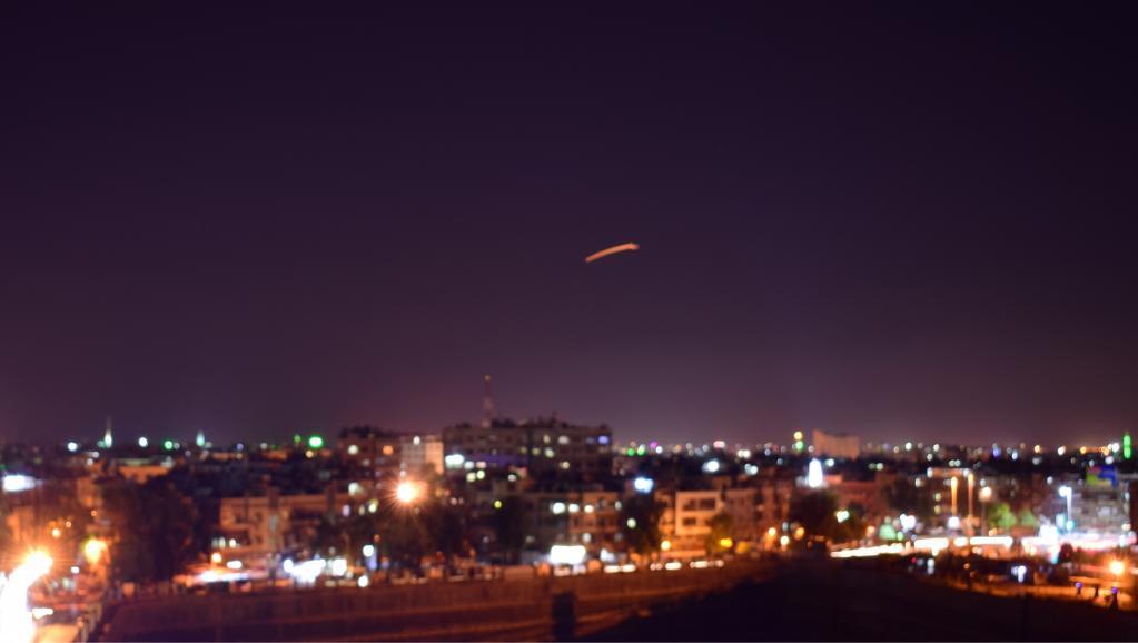 Monde: Syrie: bombardements au sud de Damas imputés à Israël