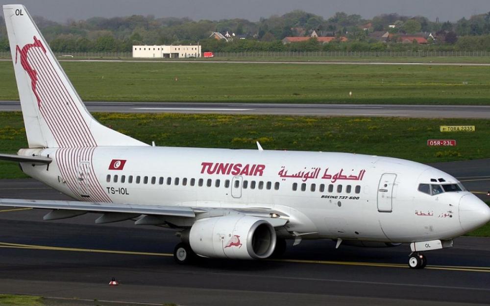 79fa39b6b6cb Tunisie  Hausse de 9% du trafic des passagers de Tunisair en octobre 2018