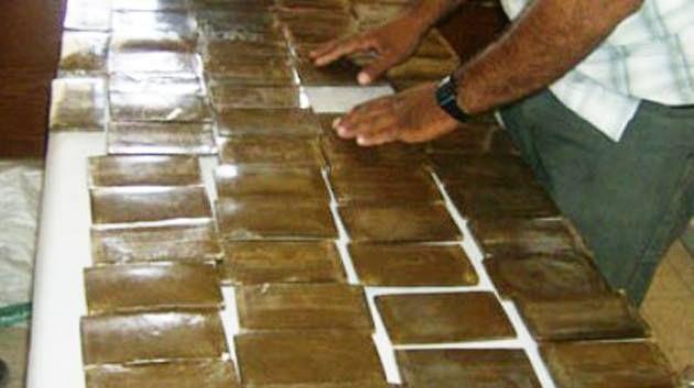 Tunisie: Saisie d'1kg de cannabis dans une maison