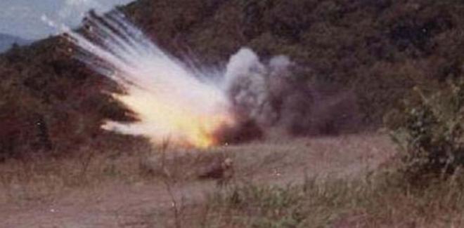 Tunisie: Neutralisation d'une mine au mont Salloum à Kasserine