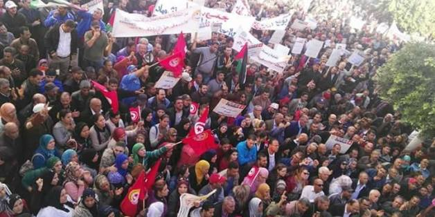 Tunisie: Grève générale dans la fonction publique ce jeudi