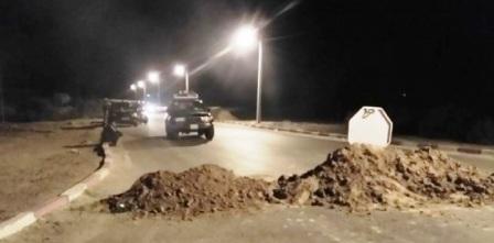 Tunisie – Remada : Réouverture du passage frontalier de Dhehiba après la levée du blocage de la Route par des protestataires