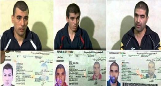 Tunisie – Vidéo: Des terroristes tunisiens en Syrie ont avoué avoir été recrutés et envoyés au Jihad par Ennahdha