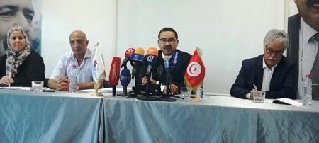 Tunisie: Le collectif de défense des martyrs Belaid/Brahmi veut obtenir la dissolution d'Ennahdha
