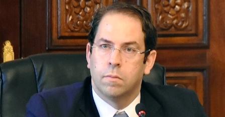 Tunisie – Suite aux révélations du rapport de la cour des comptes, Chahed exige de ses ministres une réaction énergique et immédiate