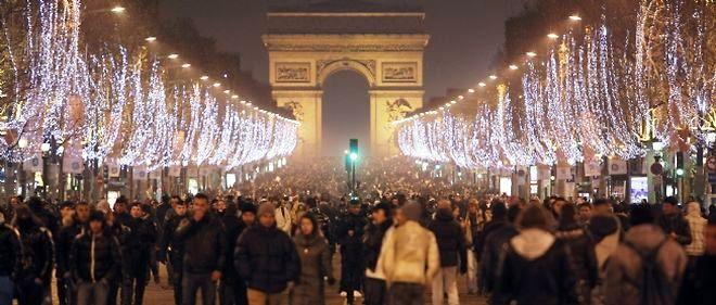 France: Des forces de l'ordre sur les dents pour la nuit de la St Sylvestre à cause des gilets jaunes