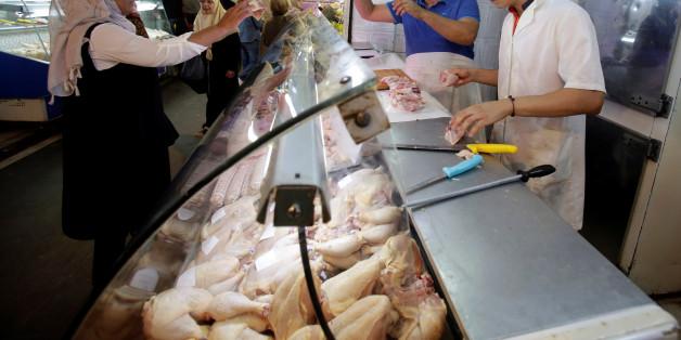 Tunisie: Le prix du poulet plafonné à 8 dinars, selon le directeur du Commerce à Tunis