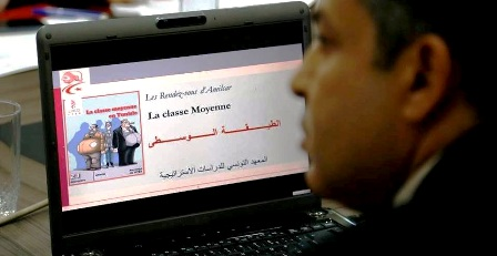 La classe moyenne en Tunisie est en déclin