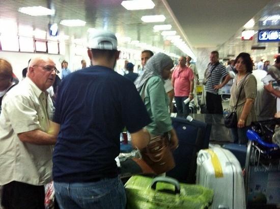 Tunisie [Photos]: Un vol de Tunisair Casablanca/Tunis effectue 12 heures de retard