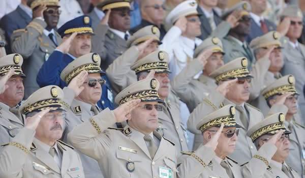 Algérie: L'armée adresse une sévère mise en garde aux généraux retraités