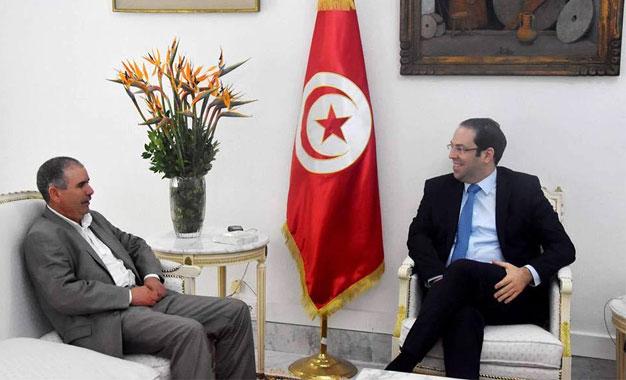 Tunisie: Ultime rencontre prévue ce lundi entre Youssef Chahed et Noureddine Taboubi