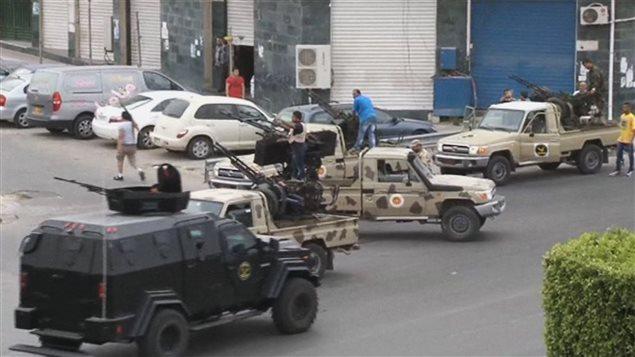 Libye: Signature d'un cessez-le-feu entre les groupes armés en conflit dans le Sud de Tripoli