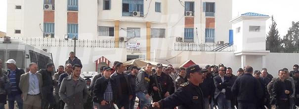 Tunisie – limogeage des responsables sécuritaires de la région de Kasserine