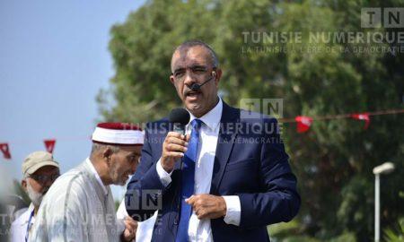 Tunisie: Fethi Laayouni annonce la construction d'un monument pour les Martyrs de la révolution au Kram