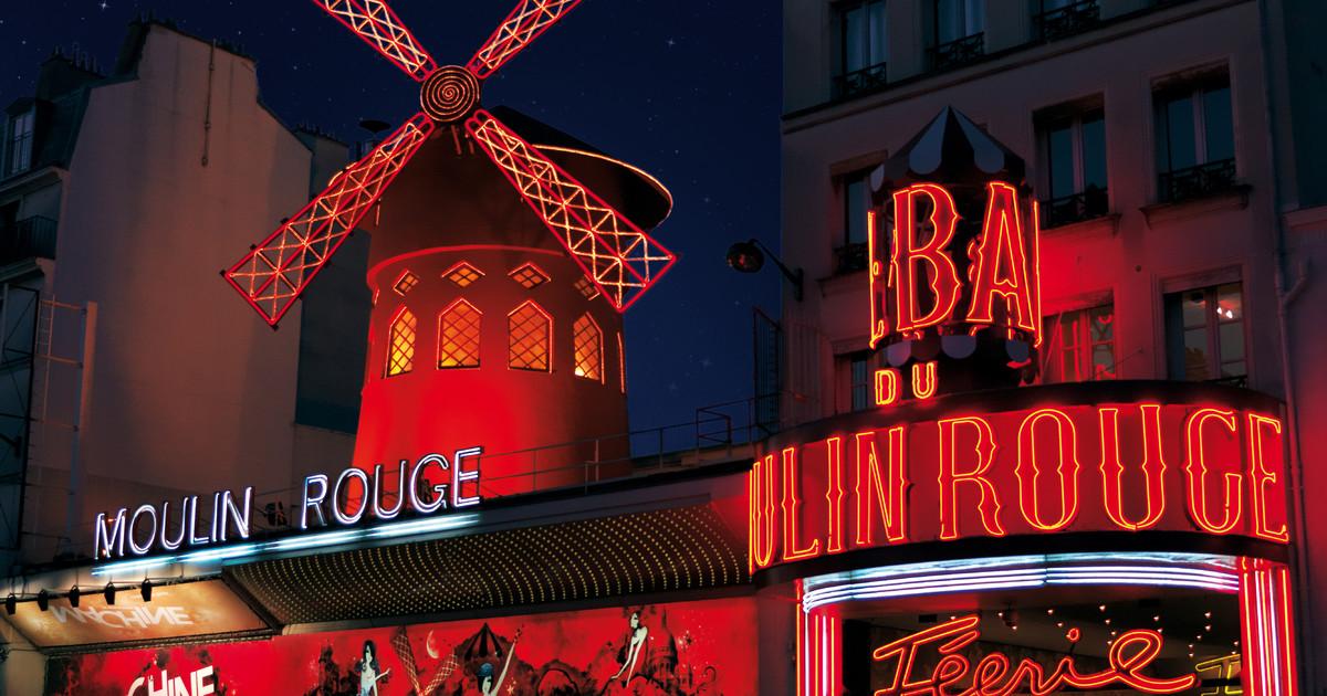 Maroc- La photo d'une députée sans voile devant le Moulin Rouge fait polémique