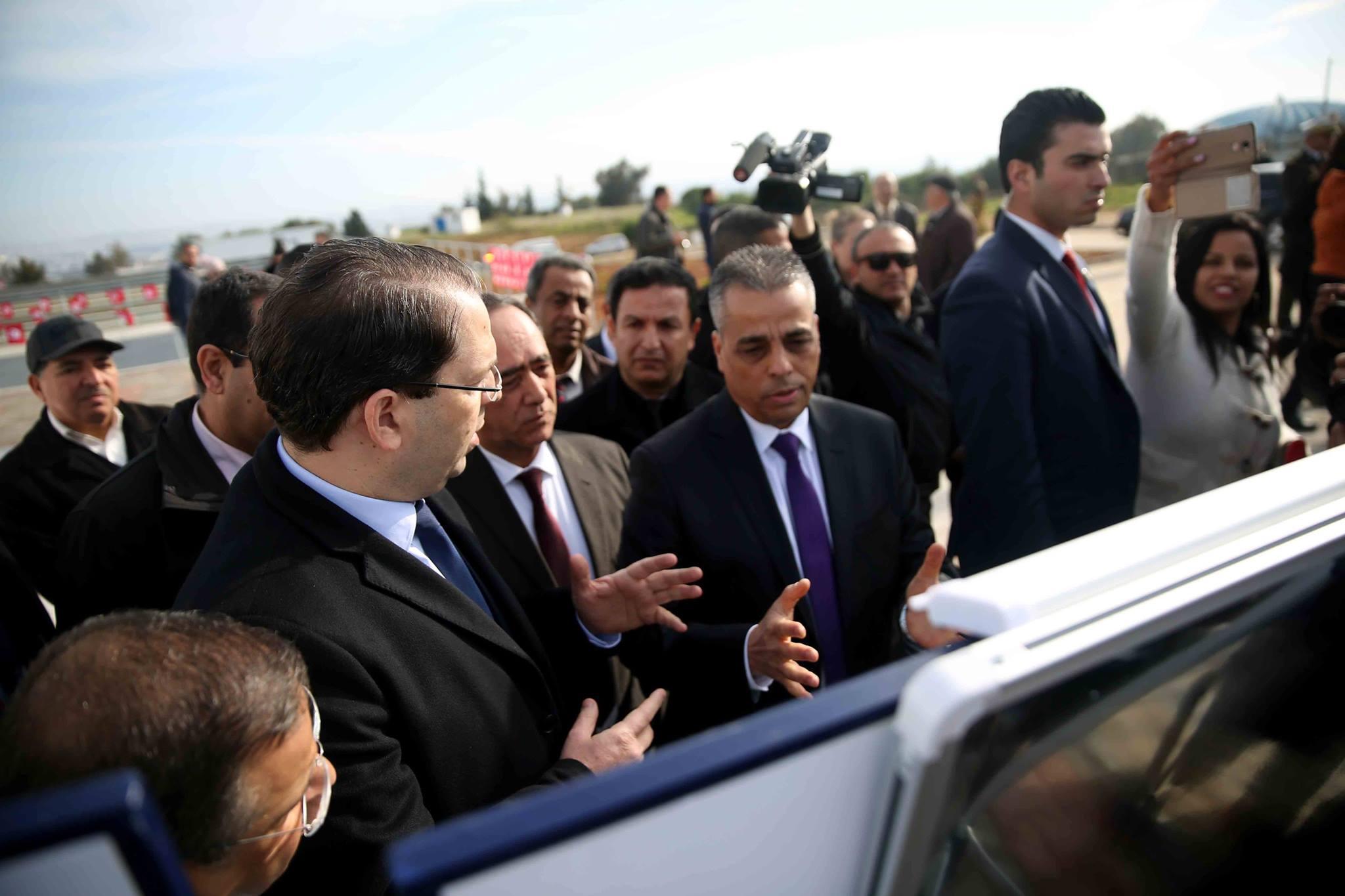 Tunisie- Inauguration de deux projets au complexe de Ghedir El Kolla dans le gouvernorat de La Manouba