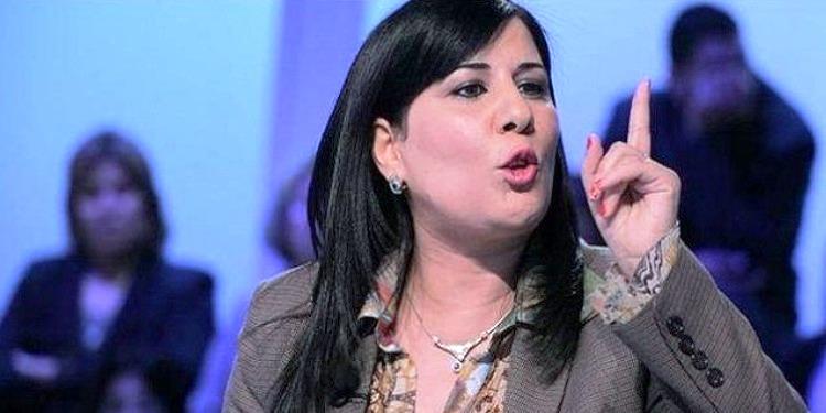 Tunisie: Abir Moussi: Le comportement de Bochra Bel Haj Hmida n'est digne ni d'une avocate ni d'une militante des droits de l'Homme