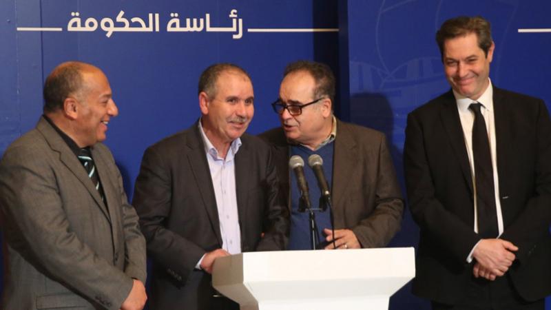 Tunisie: Signature de l'accord des augmentations salariales dans la fonction publique