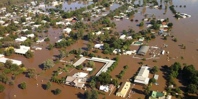 Australie- Des inondations exceptionnelles et des crocodiles retrouvés dans les rues submergées