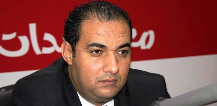 Tunisie – Walid Louguini se dit harcelé chez lui et lance un appel au ministre de l'Intérieur