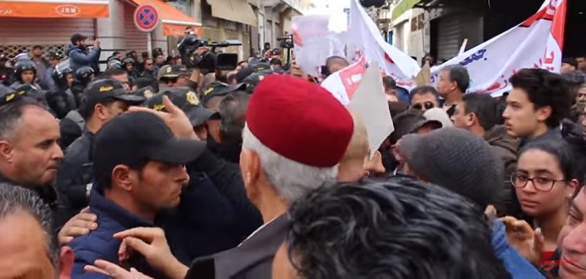 Tunisie – Pourquoi et quand la manifestation des parents d'élèves a-t-elle dérapé?