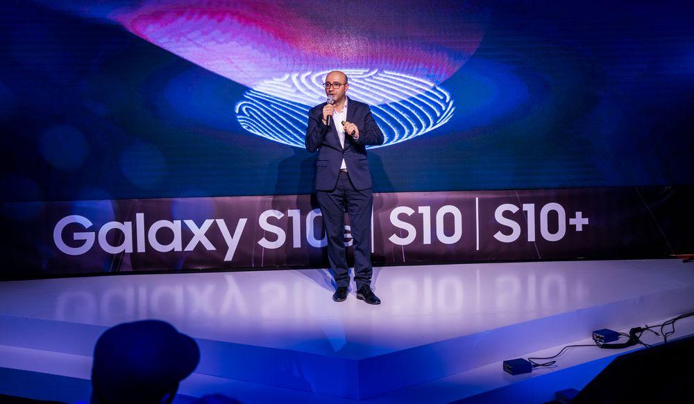 Samsung lance la gamme Galaxy S10, un concentré de 10 années d'innovations technologiques