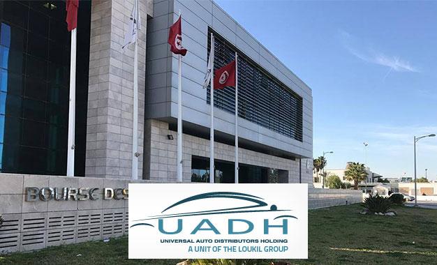 La valeur du titre de l'UADH baisse de plus 26% depuis le début d'année
