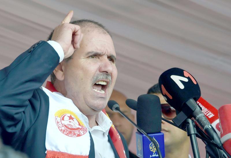 Tunisie: Noureddine Taboubi rejette l'accord de libre échange avec l'Union européenne