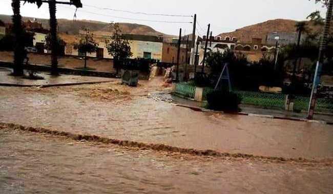 Tunisie – Intempéries: Les citoyens de la région de Kairouan appellent au secours