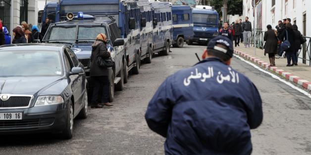 Algérie: Les autorités arrêtent des étrangers suspects de liens avec les derniers troubles